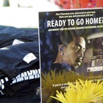 The Ludacris Foundation Gave T-shirts to Guests